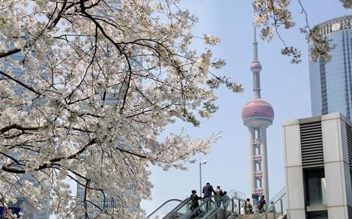 Shanghai outranks Singapore to become No.4 global financial center