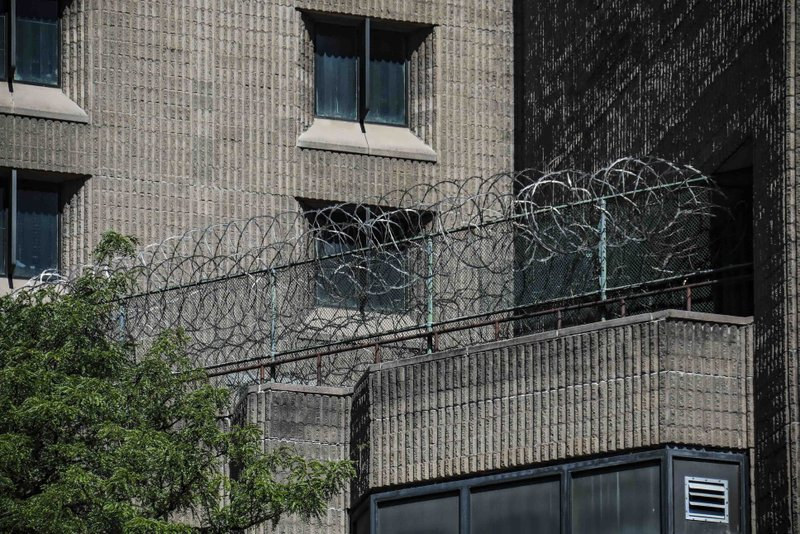 US federal prisons struggle to combat growing COVID-19 fears