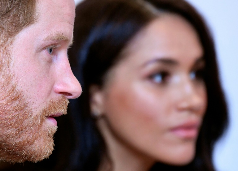 Prince Harry and Meghan now based in California: report