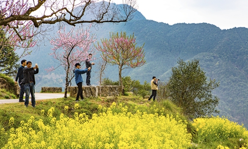 Chinese tourism sector likely to see recovery during upcoming Qingming Festival