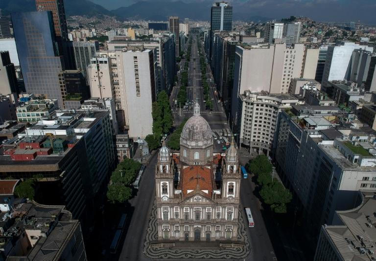 Brazil's Bolsonaro exempts churches from quarantine