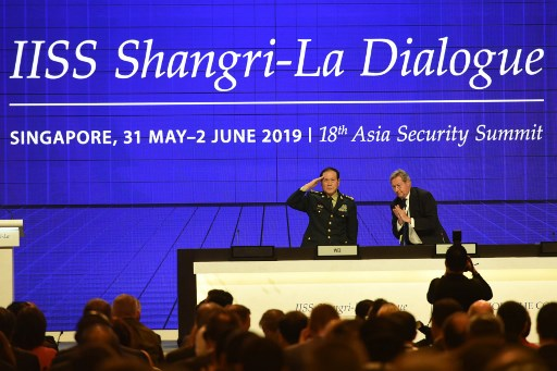 Shangri-La Dialogue 2020 cancelled