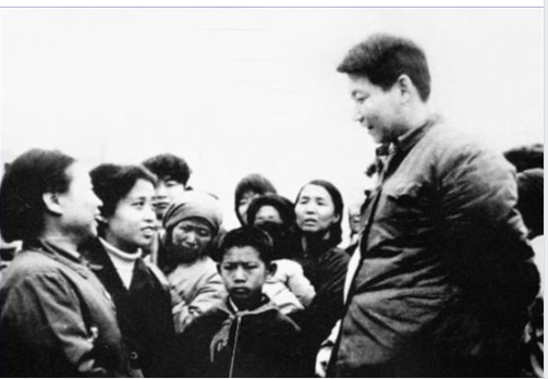 Xi's stories: Collecting public opinions on the streets