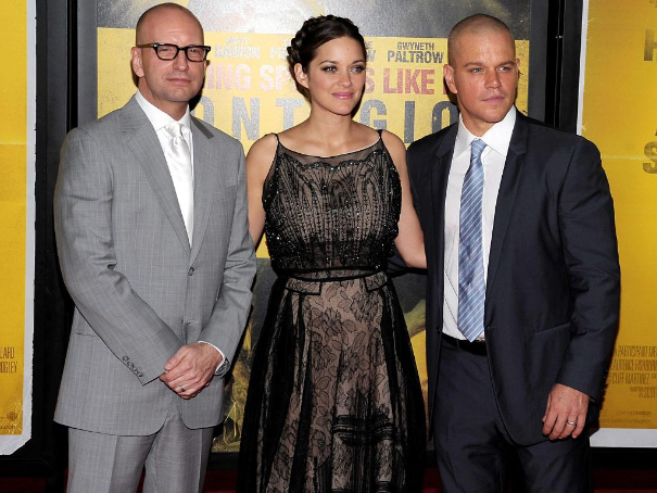 'Contagion' stars including Matt Damon, Kate Winslet film PSAs to offer COVID-19 advice