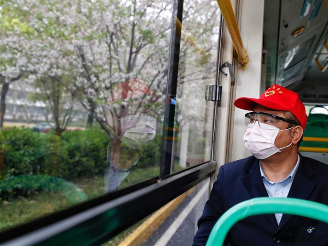 China's Wuhan reopens more bus routes