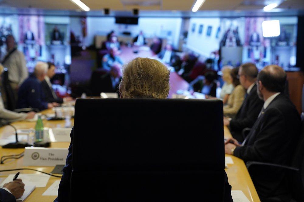Analysis: Virus pulls federalism debate into 21st Century