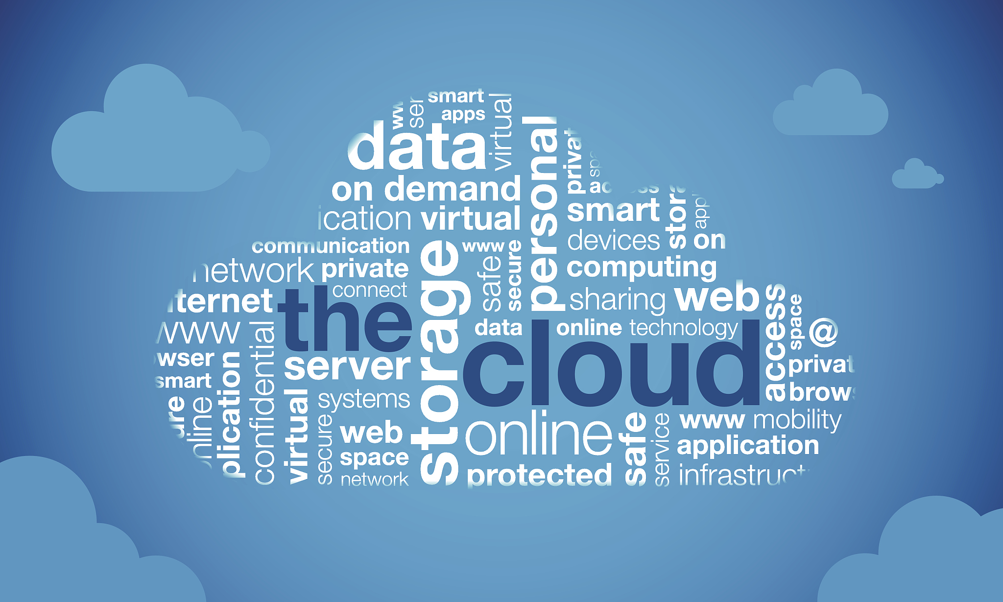 More Chinese enterprises resort to cloud services for better management