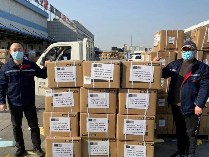 Sinopharm helps stabilize global supply chain