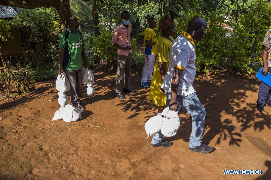 Rwanda reports 6 new COVID-19 cases