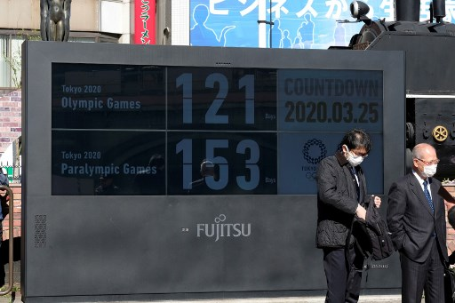 Tokyo organisers eye July 2021 for delayed Olympics: reports