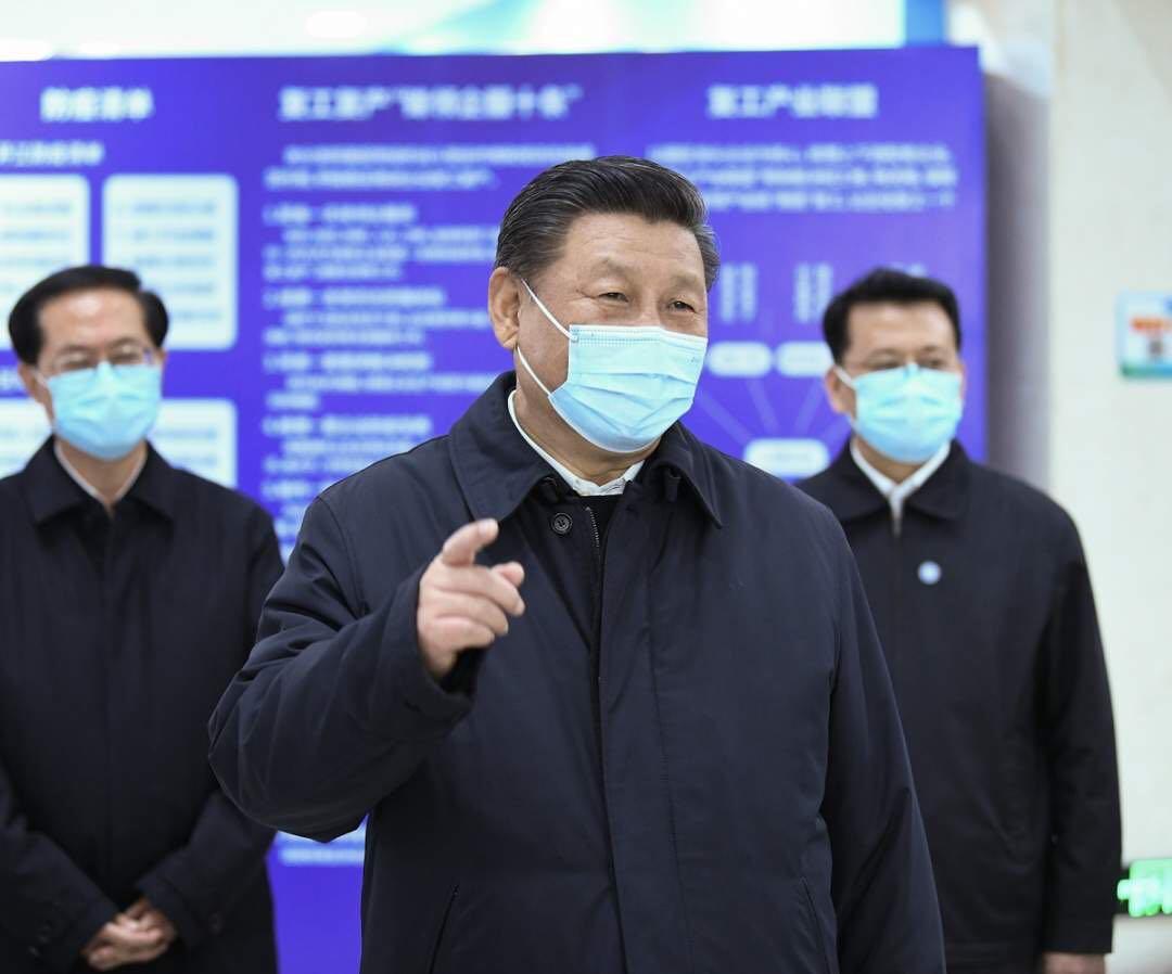 Xi inspects work resumption in Zhejiang