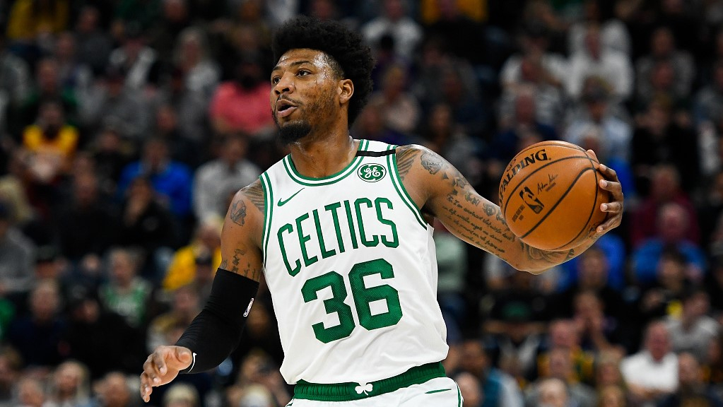 Marcus Smart announces he has recovered from COVID-19