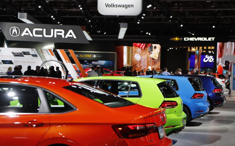 Detroit auto show canceled, center to be used as hospital