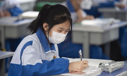 Beijing students start online classes on April 13, other cities mull school schedules