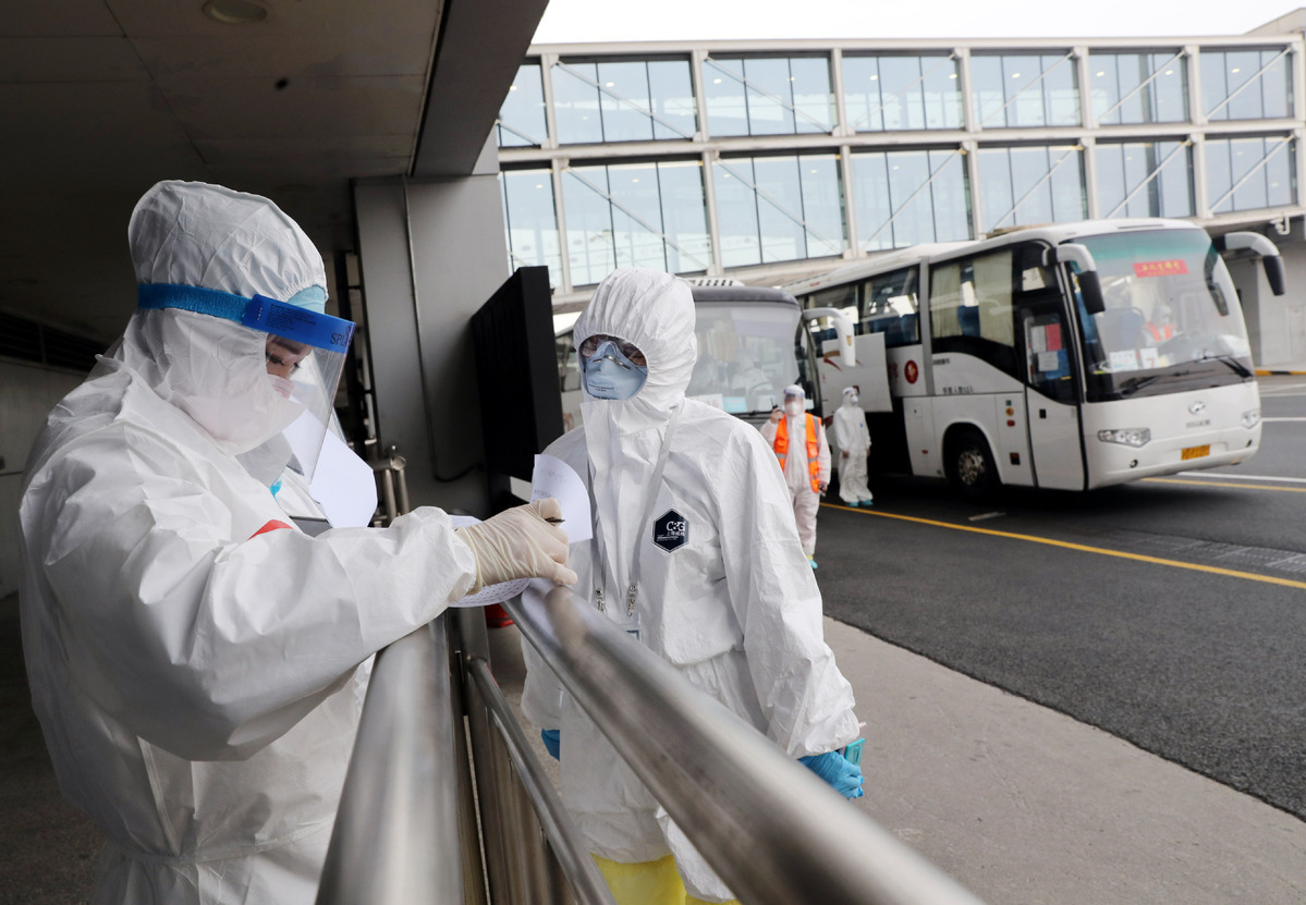 International travel plummets after regulation takes effect