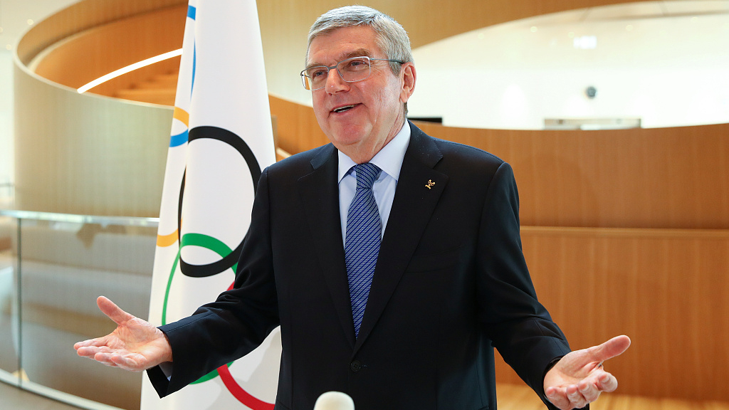 IOC President: athletes qualified for the Games will keep their spots