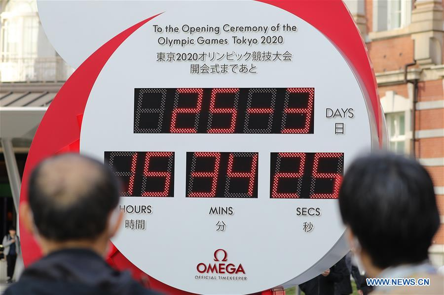 New dates for Olympics could be set this week