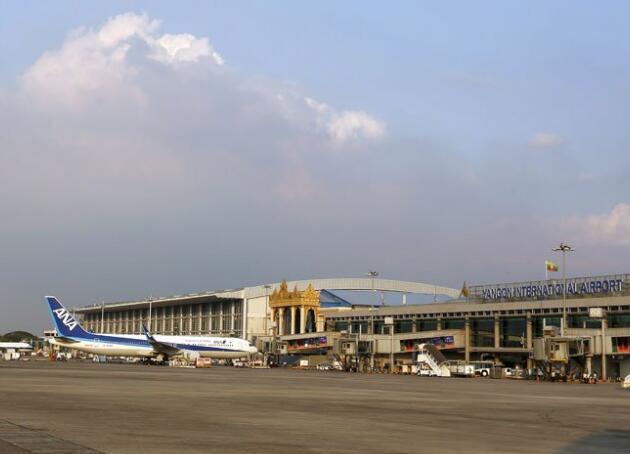 Myanmar suspends all int'l commercial passenger flights from landing