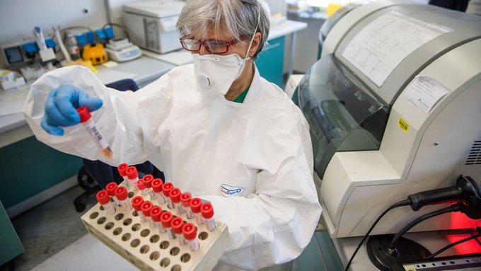 Belgium virus death toll passes 500, with 12,000 cases