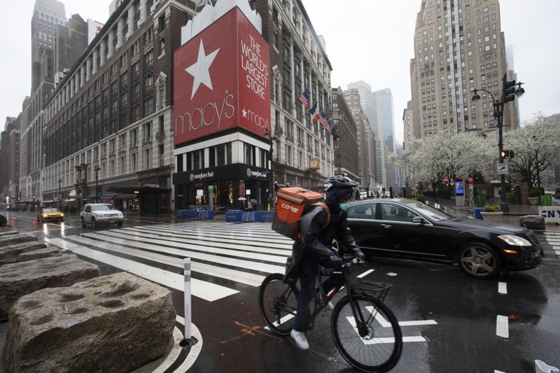 Macy's to furlough majority of its 125,000 workers