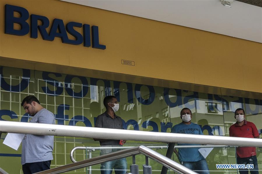 Brazilian Senate approves minimum income for workers during isolation period