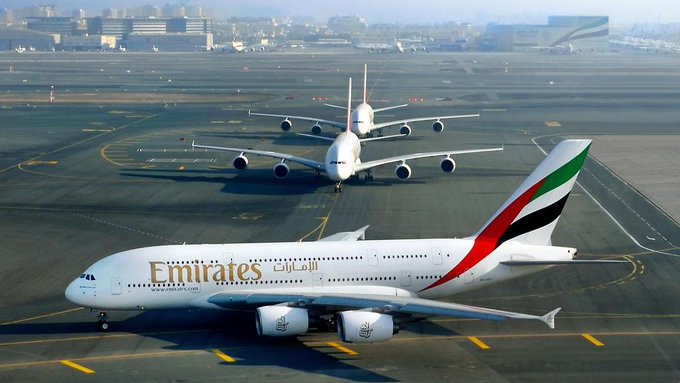Dubai gov't to inject equity into Emirates airline amid COVID-19 crisis