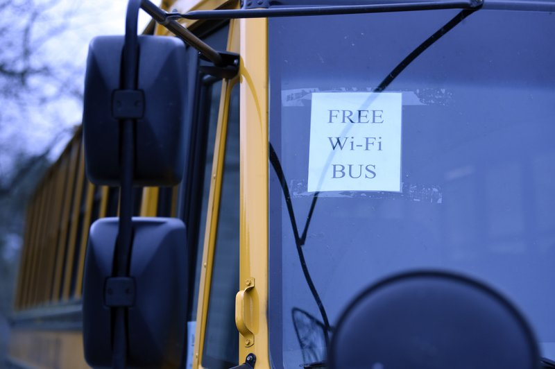 School shutdowns raise stakes of digital divide for students