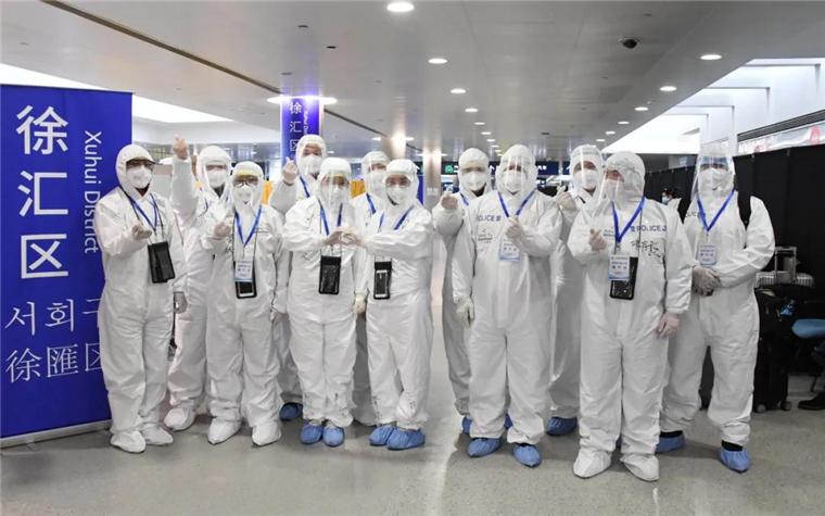 Shanghai recruits volunteers for coronavirus epidemiological survey