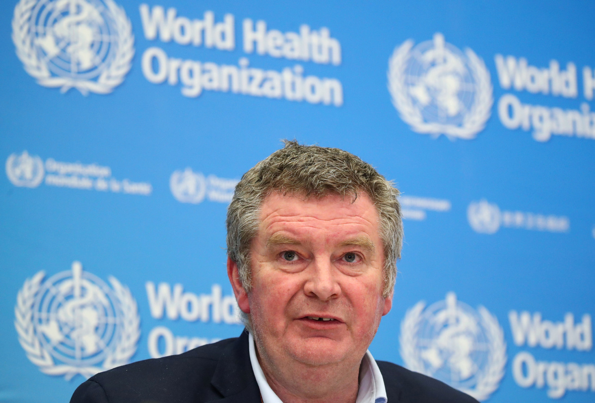 WHO expert says COVID-19 outbreak potentially stabilizing in Europe