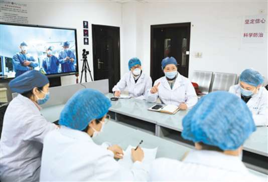 Digital technologies help China in fight against COVID-19