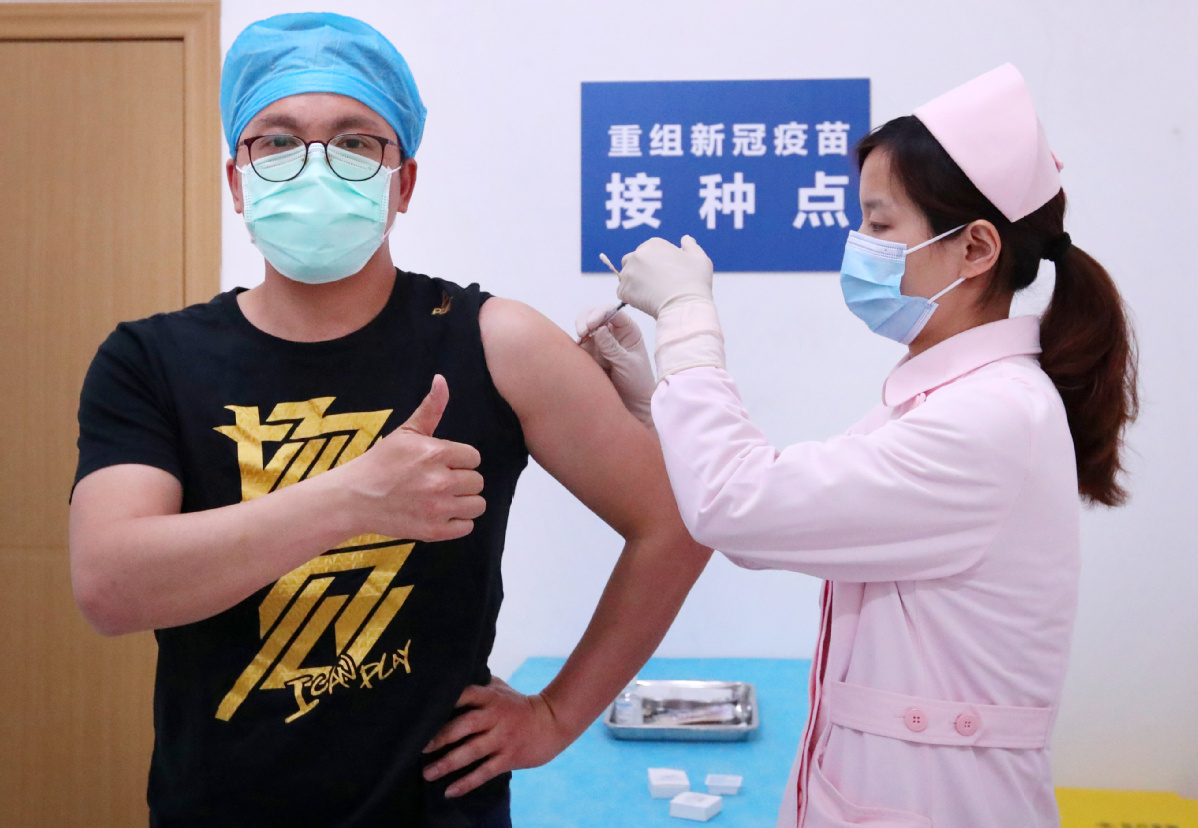 Chinese trial vaccine may be tested abroad