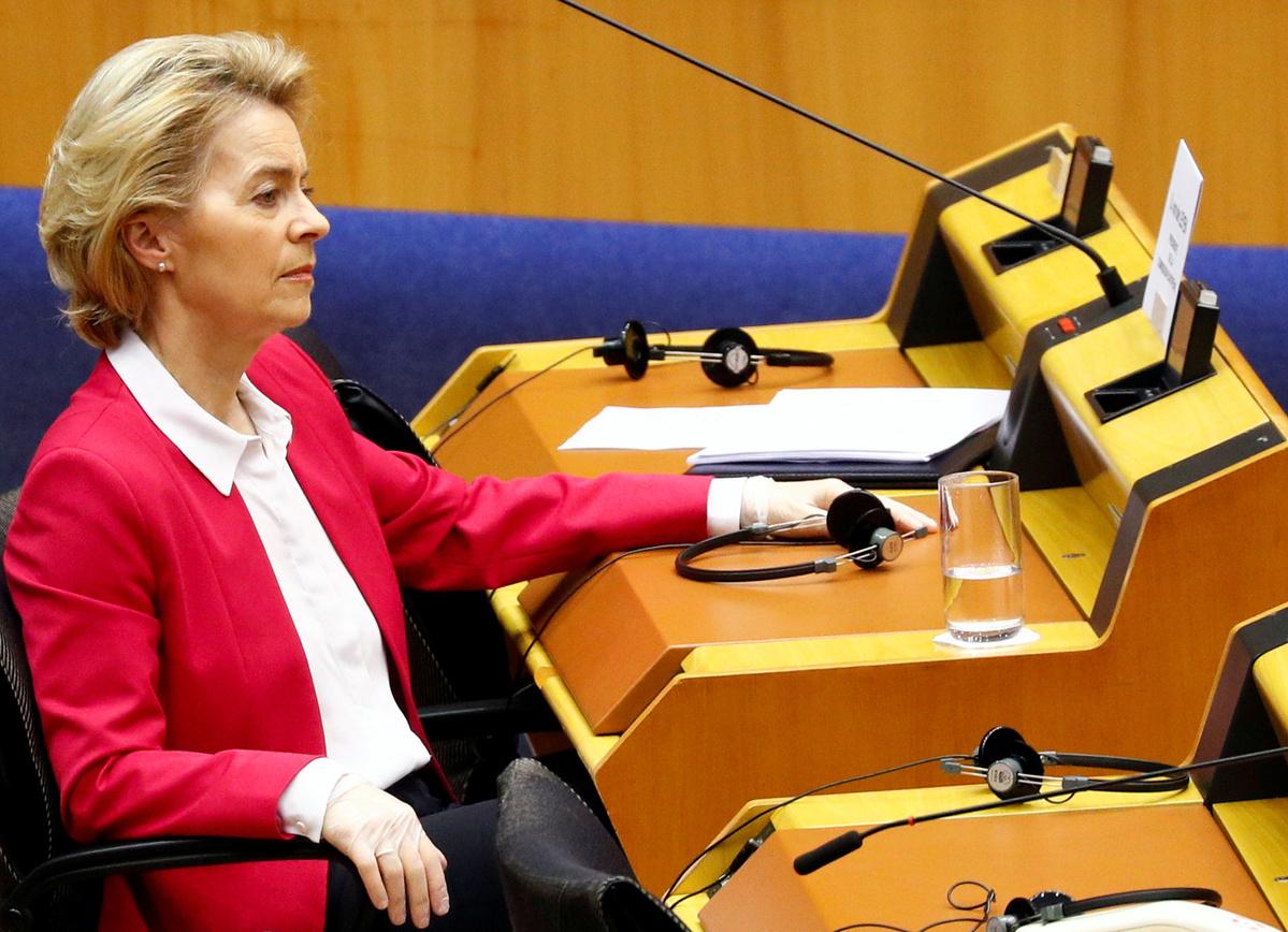 EU to redraft budget proposals to factor in economic impact of virus
