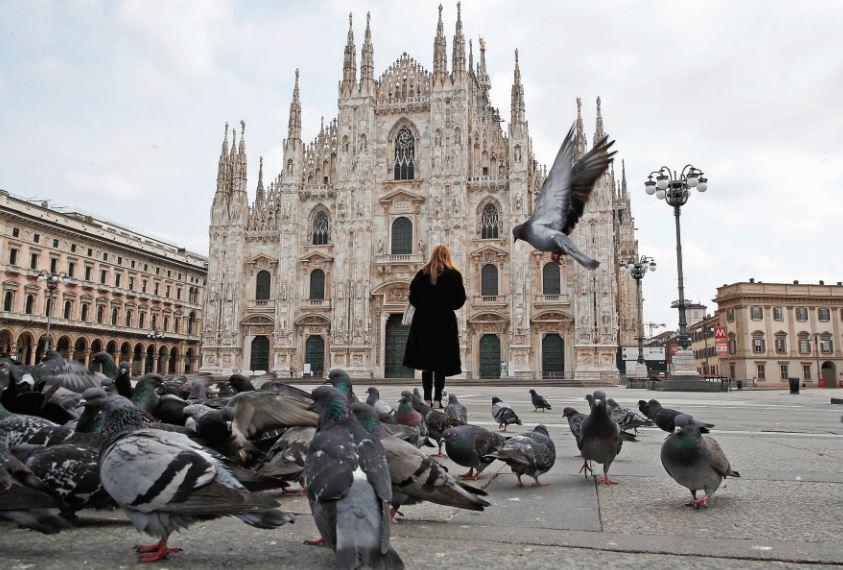 Benefits show lockdown sacrifice is worthwhile, says Milan resident