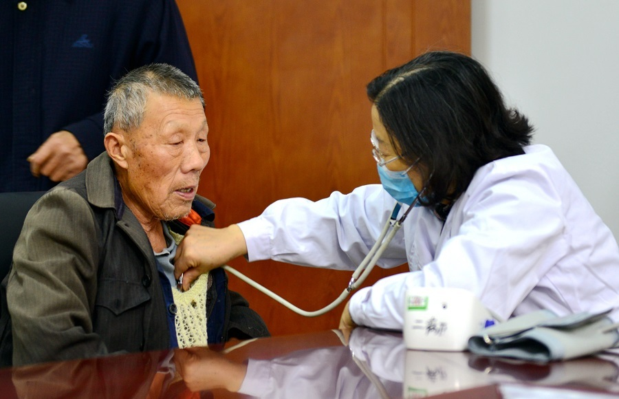 China invests nearly 25b yuan in medical assistance