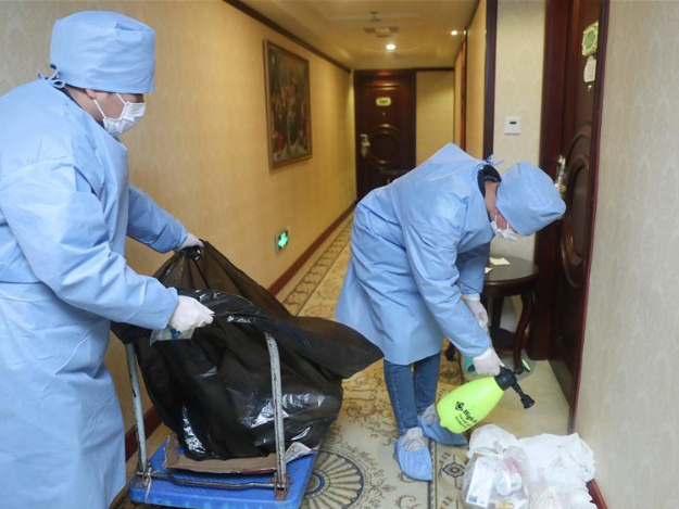 14-day quarantine required for out-of-town patients in Beijing