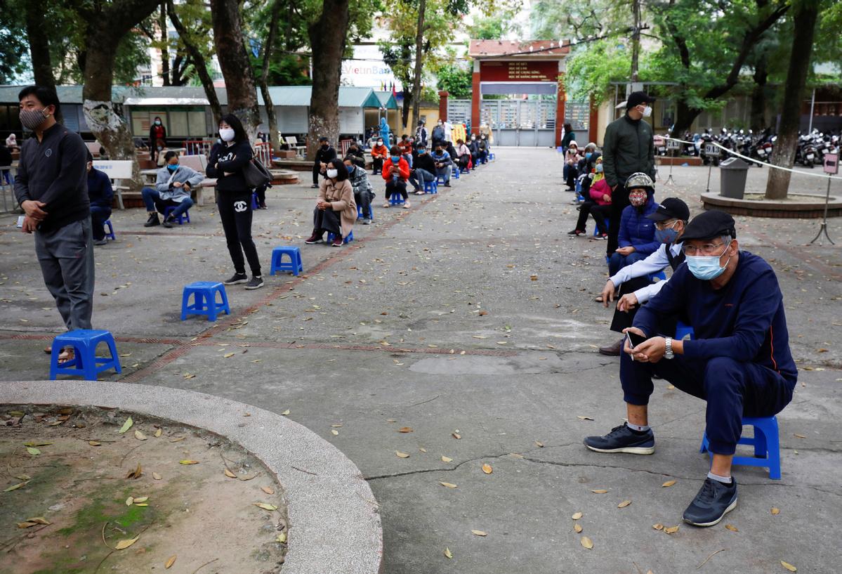 Vietnam declares COVID-19 nationwide epidemic