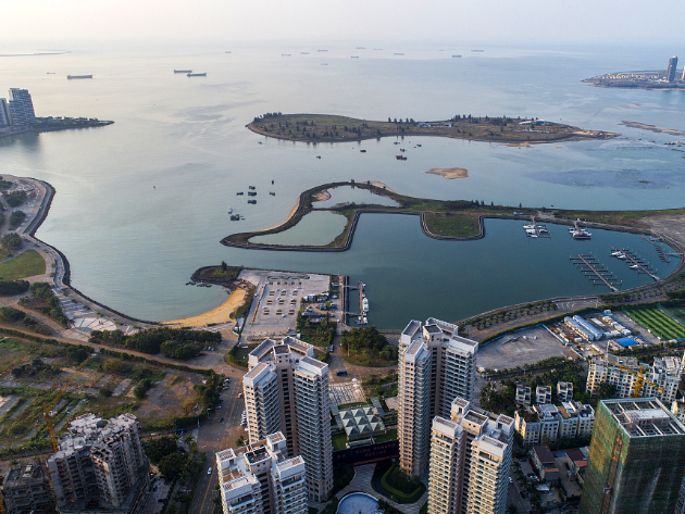 China to launch law enforcement campaign for marine environmental protection
