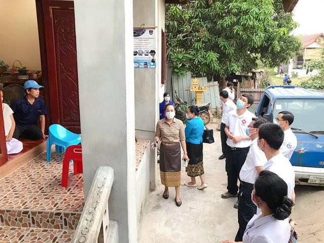 Laos reports one new coronavirus case