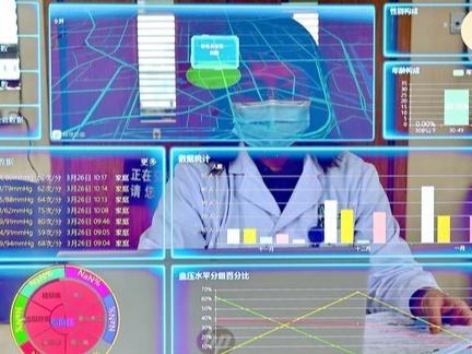 Virus outbreak spurs digital transformation in economy