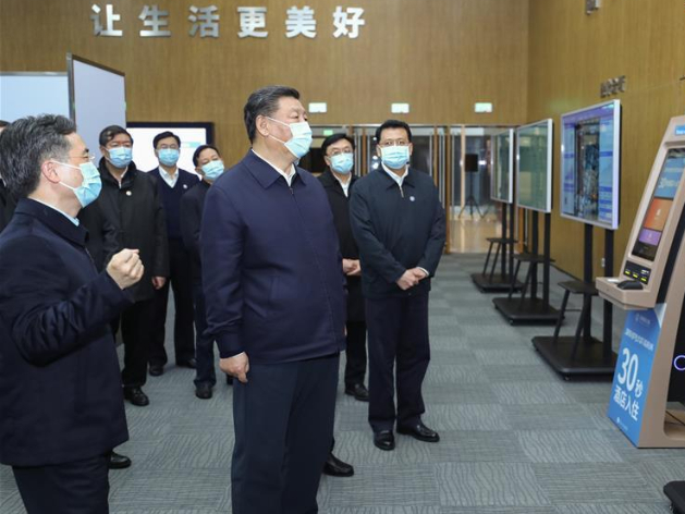 Xi says Chinese SMEs will surely ride out hard times