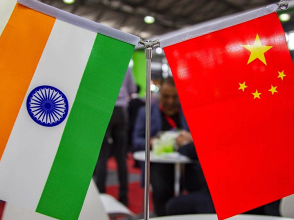 Xi says China-India relations at new starting point