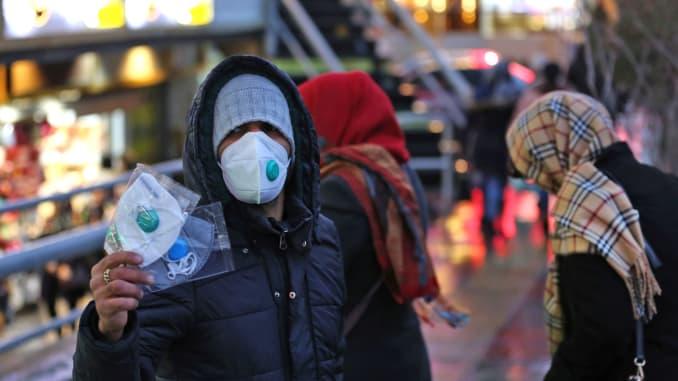 Iran coronavirus deaths pass 3,000