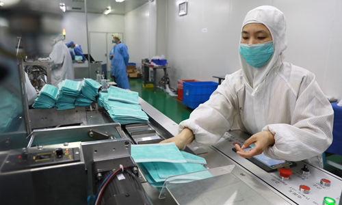 Political attacks on Chinese medical supplies take toll on exports