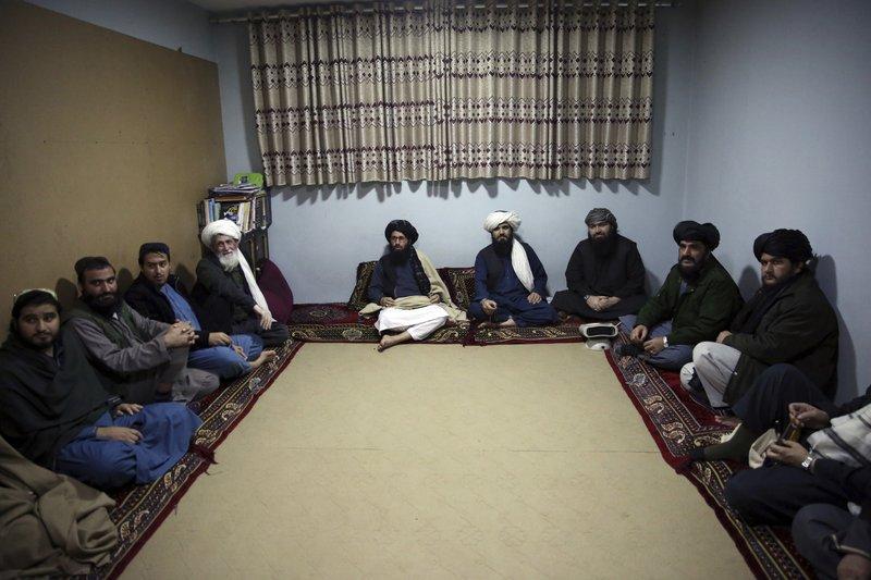Taliban ready to begin cease-fires in virus-hit Afghan areas