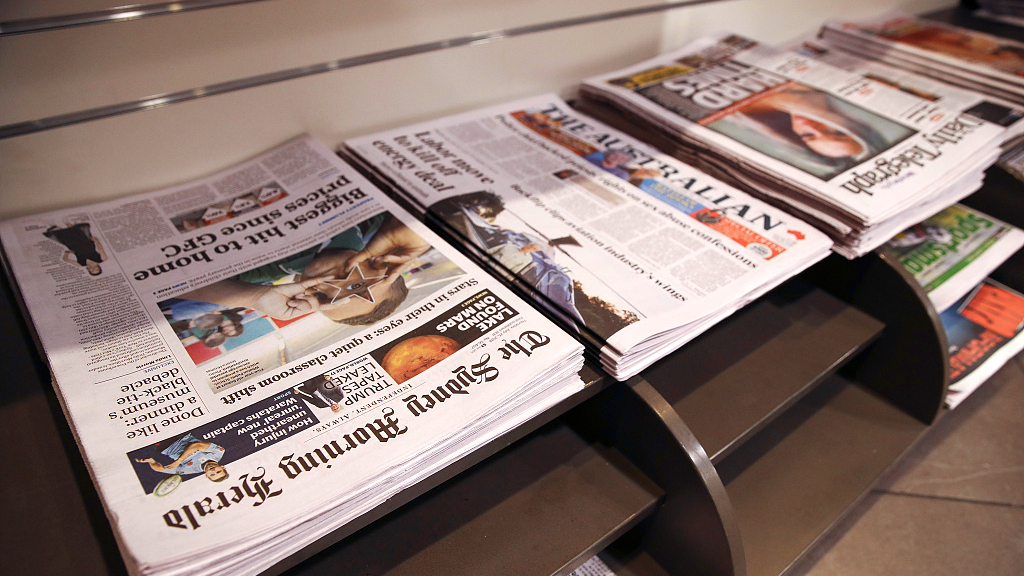 60 Australian newspapers to stop printing amid COVID-19 pandemic