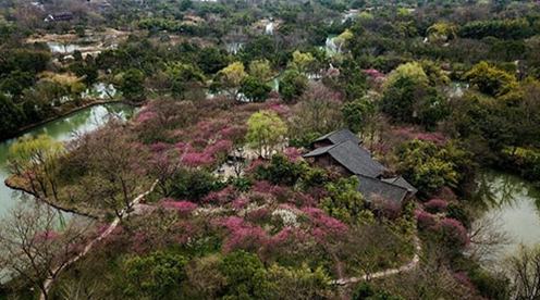 Xixi National Wetland Park gears up for Qingming Festival holiday