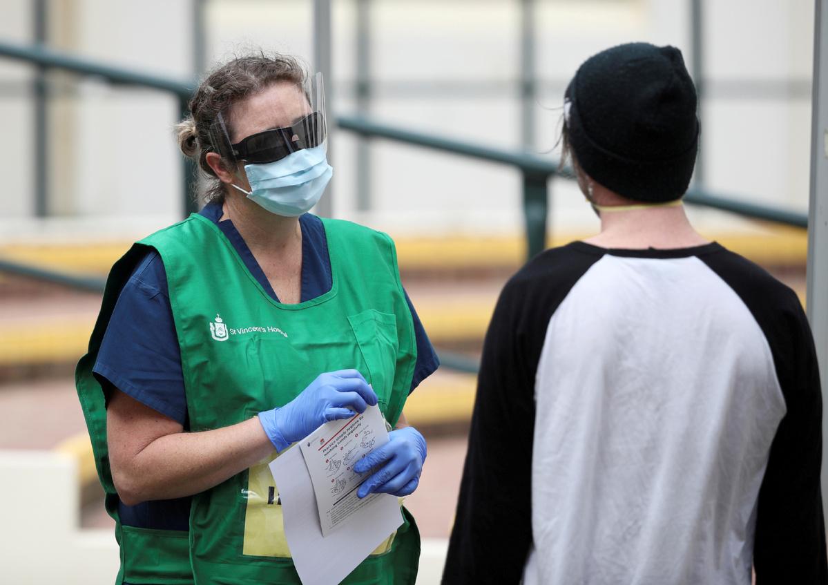 Australian researchers begin testing COVID-19 vaccines