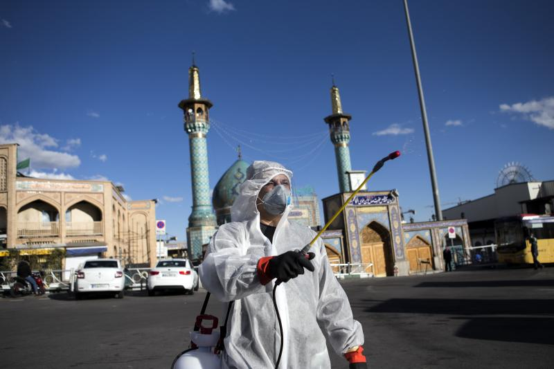 The pandemic, falling oil prices and implications in the Middle East