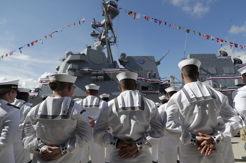 US Navy evacuates coronavirus-stricken aircraft carrier Roosevelt
