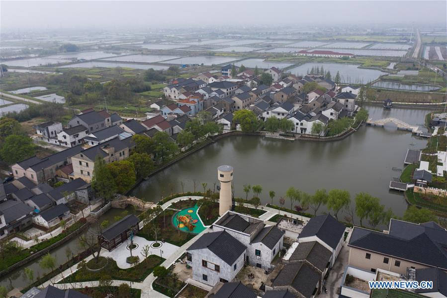 Village boosts efforts to build beautiful countryside in Huzhou, E China